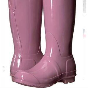 💕HUNTER RAIN BOOTS + MATCHING SOCKS